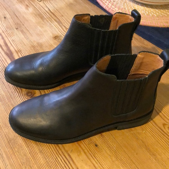 57dac02c38366 Madewell Shoes | Ainsley Chelsea Boots 9 | Poshmark